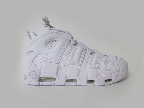 Nike AIr More Uptempo '96 White/White-White 921948-100