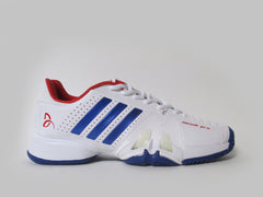 Adidas Novak Pro White/Blue-Red BA8013