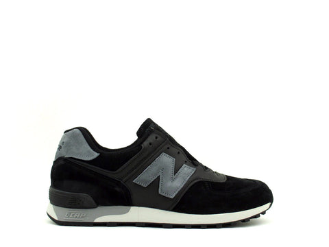 New Balance 576 Made in England Black Grey M576PLK