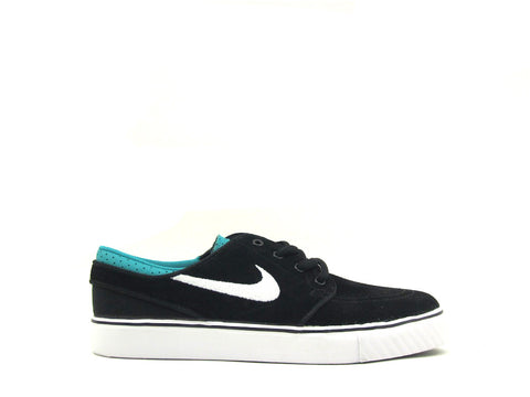Nike SB Stefan Janoski (GS) Grade School Black/White-Turbo Green 525104-013