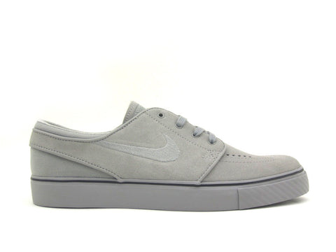 Nike SB Zoom Stefan Janoski Medium Grey/Medium Grey-Black 333824-023