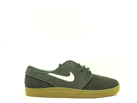 Nike SB Lunar Stefan Janoski River Rock/Sail-Gm Light Brown 654857-013