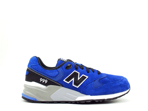 "New Balance 999 Black Blue White Royal Grey Elite ""CNCPTS"" ML999BE"