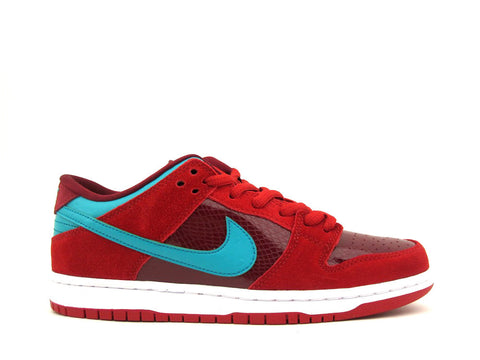 Nike SB Dunk Low Pro Brickhouse/Turbo Green-Tm Red 304292-636