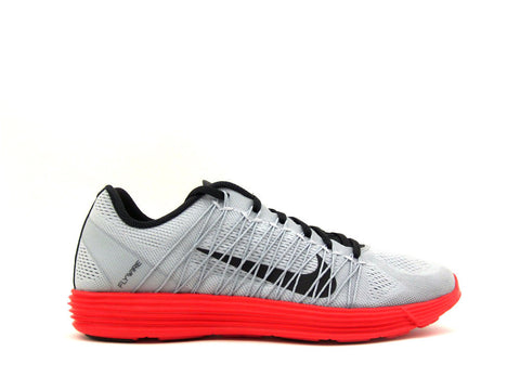 Nike Lunaracer+ 3 Wolf Grey/Black/Light Crimson 554675-006