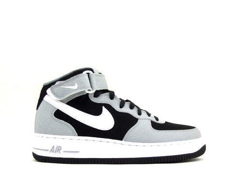 Nike Air Force 1 Mid '07 Black/White-Wolf Grey-Cl Grey 315123-024