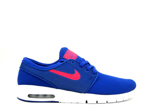 Nike SB Stefan Janoski Max Game Royal/Hyper Punch-White 631303-461