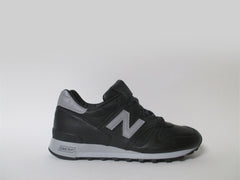 New Balance 1300 Bespoke Horween Made in USA Black Silver M1300BOK