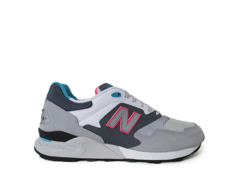New Balance 878 South Beach Grey Pink White Black ML878AAD