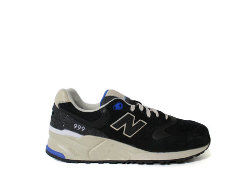 New Balance 999 Black Tan White Wooly Mammoth Wool ML999MMT