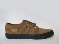 Adidas Skate Seeley OG ADV Timber Brown Black Gold