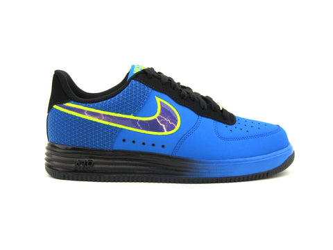 Nike Lunar Force 1 LTHR Photo Blue/Court Purple-Black 580383-400