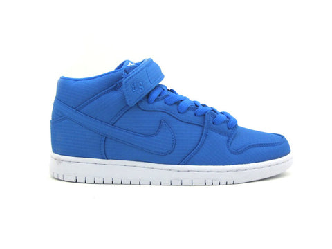 Nike SB Dunk Mid Photo Blue/Photo Blue-White 314383-441