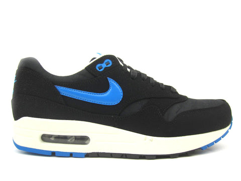 Nike Air Max 1 PRM Black/Blue Hero-Black-Sail 512033-041