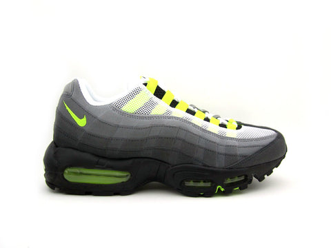 Nike Air Max 95 OG White/Neon Yellow-Blk-Anthrct 554970-174