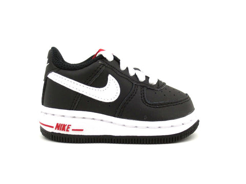 Nike Air Force 1 Low ( TD ) Toddler Black/White 314194-094
