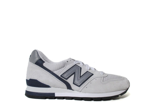 New Balance 996 Made in USA Grey Navy White M996CFIS
