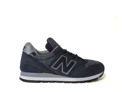 New Balance 996 Age of Exploration Made in USA Navy Blue M996DPLS