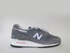 New Balance 997 Made in USA Grey Blue Red White M997CNR