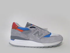 New Balance 998 Made in USA Baseball Pack Grey Blue White M998CNG
