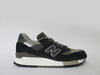 New Balance 998 Made in USA Black Sage White M998CTR
