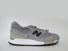 New Balance 998 Made in USA Grey Black Tan White M998DTK