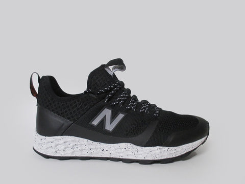 New Balance Black Grey Trainers MFLTBDBK