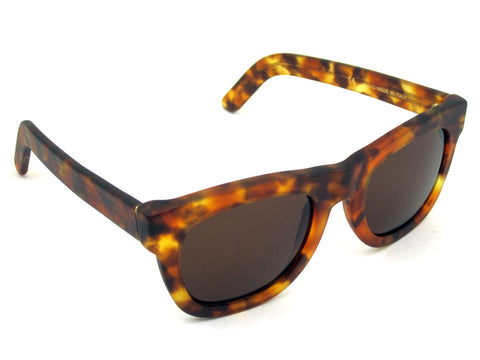 Super Sunglasses Ciccio Blonde Havana RetroSuperFuture 367