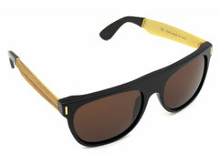 Super Sunglasses Flat Top Francis Wood RetroSuperFuture 4A8