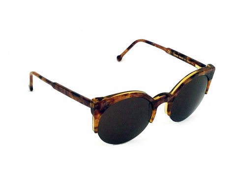 Super Sunglasses Lucia Brown Stone RetroSuperFuture 529