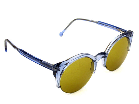 Super Sunglasses Lucia Trans Electric Blue RetroSuperFuture 572