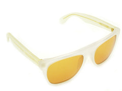 Super Sunglasses Flat Top Matte Dusk RetroSuperFuture 889