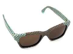 Super Sunglasses America Grass Snake RetroSuperFuture 923