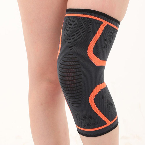 [MPFA00002] MEIPENG knee pads  summer running basketball riding climbing fitness non-slip men and women breathable ultra-thin air-conditioned room to keep warm