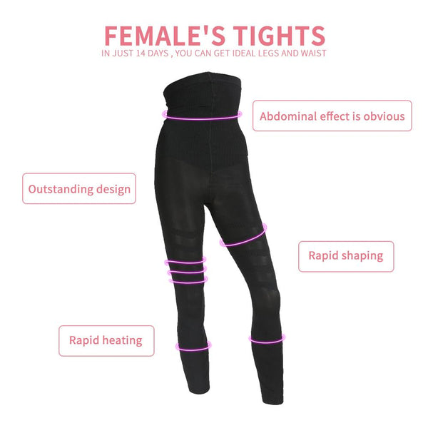 [MPFA00003] MEIPENG tight-legged nine-point trousers Luo Xuan progressive compression leggings thin nine-point compression socks