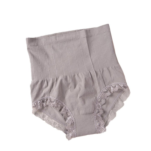 [MPFA00018] MEIPENG Fashion Women High Waist Belly Pants Shaping Shaper Shorts Postpartum Underwear