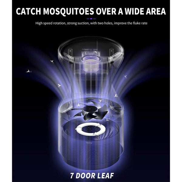 [MPHA00009] MEIPENG 2020 new USB mosquito killer with household LED and repellent mosquito