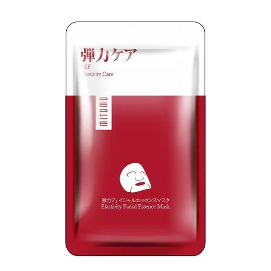 MITOMO Lucky Box Face Mask Sheets Hada Supplement Series 4types*5pcs=20packs/EUGS003020