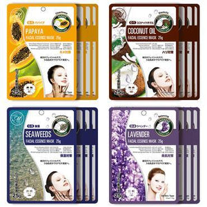 [TKMT00562-03]MITOMO Special Promotional Hydration Skincare Face Mask Sheet:4types 16packs