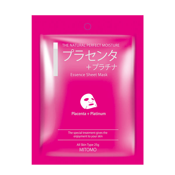 MITOMO Cherry Blossom Pink Edition Pearl&Placenta: 3types 26packs