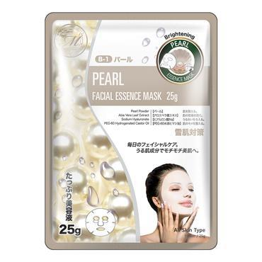 [TKMT00562-02]MITOMO Special Promotional Brightening Skincare Beauty Face Mask Sheet:4types 16packs