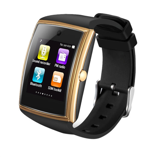 Smartwatch Touch Screen Fitness Tracker