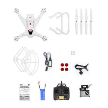 Load image into Gallery viewer, RC Quadrocopter Drone With GPS And 720P HD Wi-Fi Camera