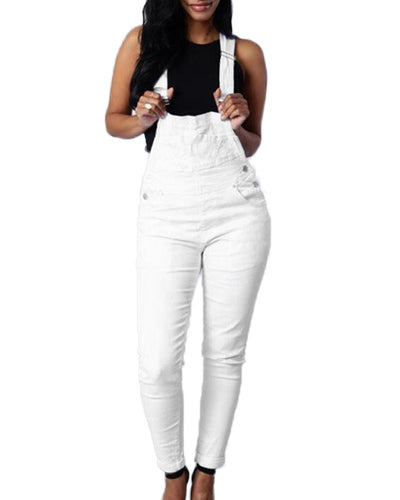 ASHTON Denim Overall