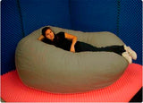 7 ft. Oval Foam Sack