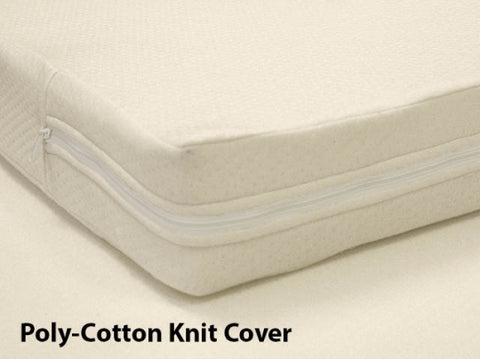 Poly cotton mattress cover