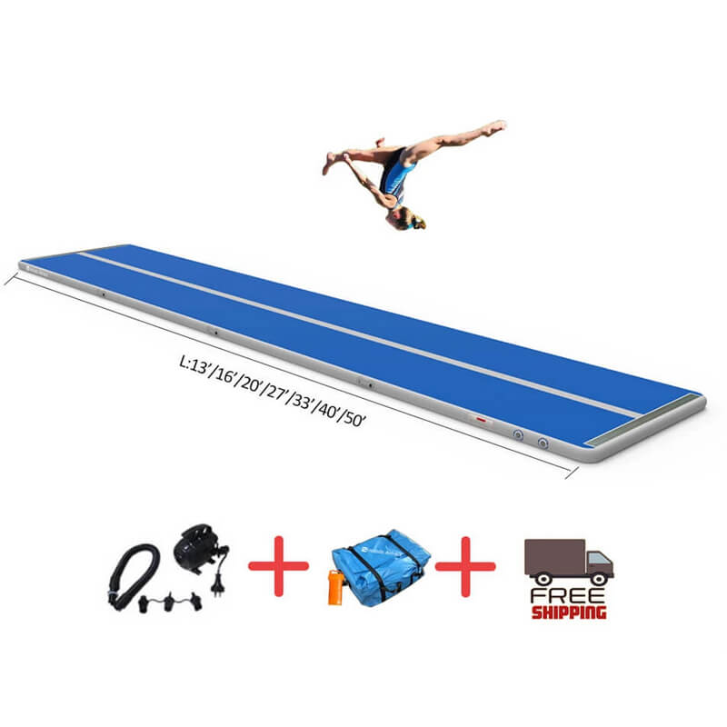 Air Track-5.6ft Width 4inch/6inch Height