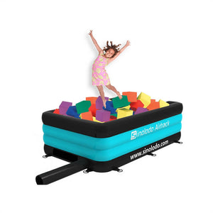 Sinolodo Inflatable Air Pit Club Freerunning