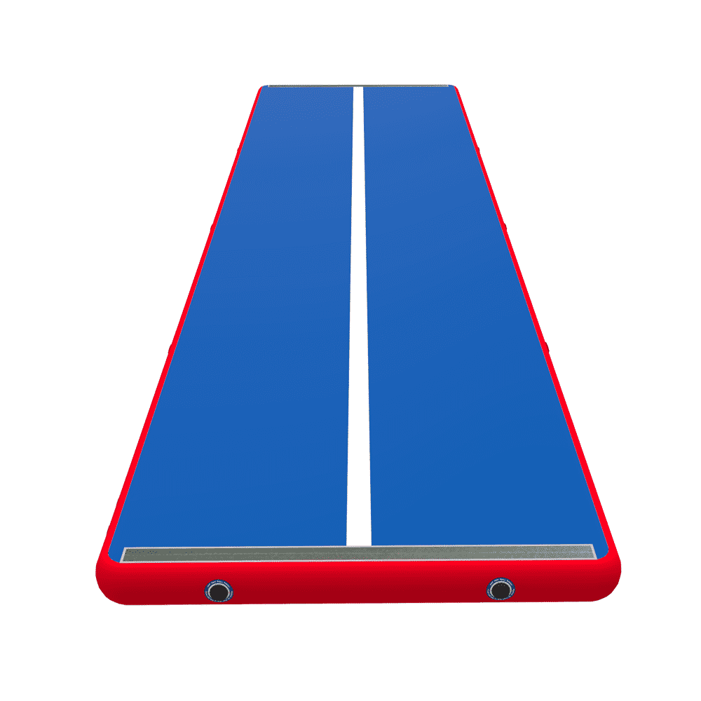 sinolodo-airtrack-6.6ft-Width-12inch-Height-bluered