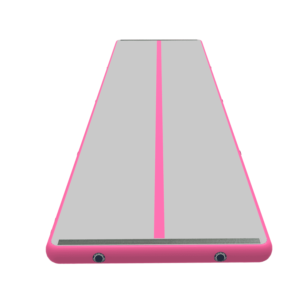 sinolodo-airtrack-6.6ft-Width-12inch-Height-GreyPink